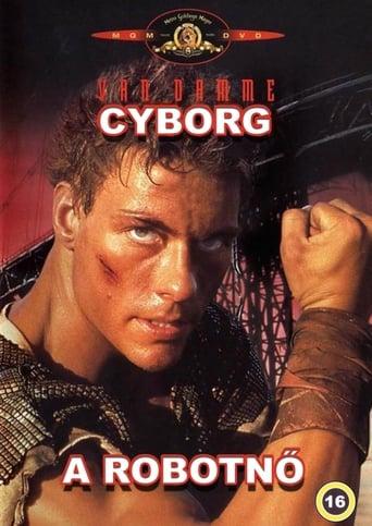 Cyborg - A robotnő