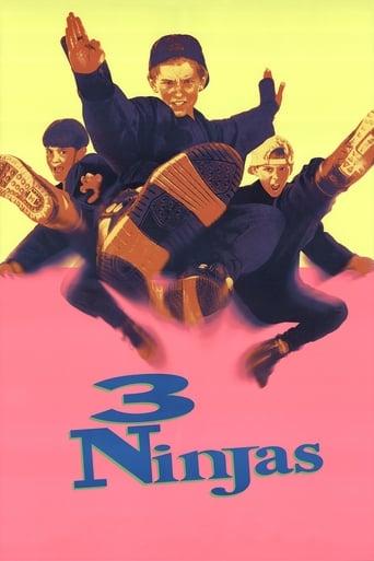 Ninja Kids : Les 3 Ninjas