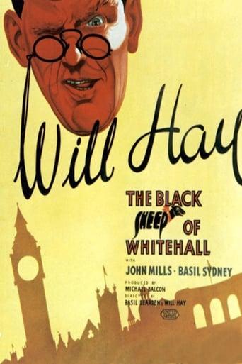The Black Sheep of Whitehall