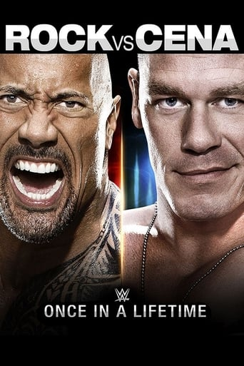 WWE: The Rock vs John Cena: Once in a Lifetime
