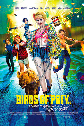 Watch Birds of Prey e la fantasmagorica rinascita di Harley Quinn Full Movie Online Free HD 4K