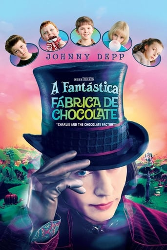 Charlie i fabryka czekolady