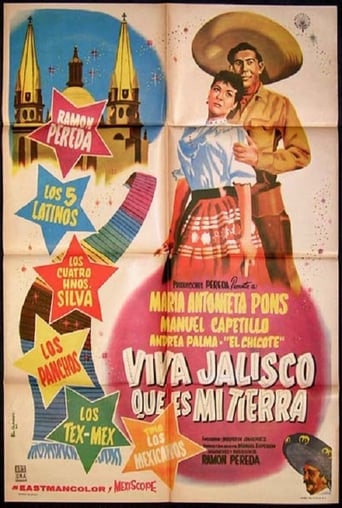 Viva Jalisco que es mi tierra