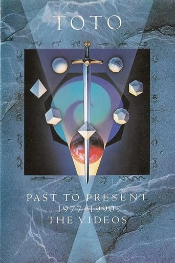 Toto - Past to Present 1977-1990: The Videos