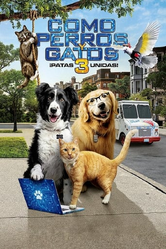 Watch Como perros y gatos: La patrulla unida Full Movie Online Free HD 4K