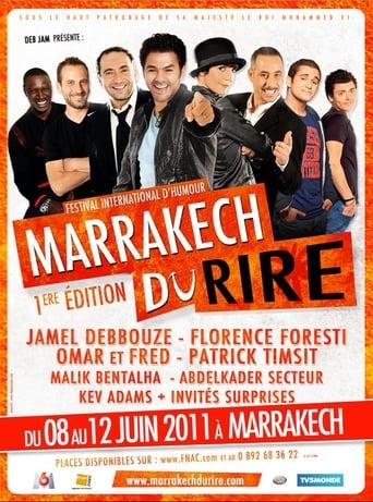 Jamel et Ses Amis Au Marrakech Du Rire 2011