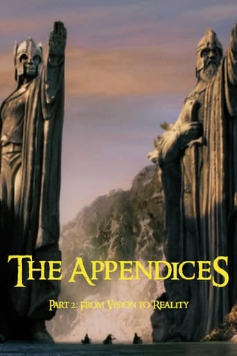 The Lord of the Rings - The Appendices, Part II: From Vision to Reality