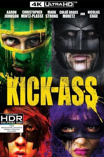Kick-Ass: Listo para machacar