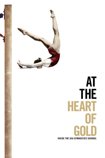 At the Heart of Gold: Inside the USA Gymnastics Scandal
