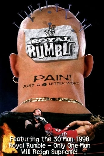 WWE Royal Rumble 1998