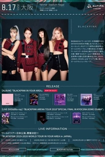 BlackPink at A-Nation Osaka Japan