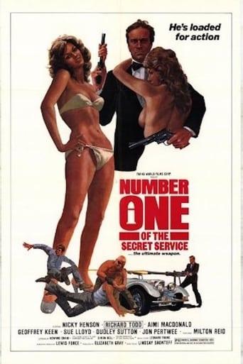 No. 1 of the Secret Service