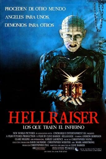 Hellraiser 1: Los que traen el infierno