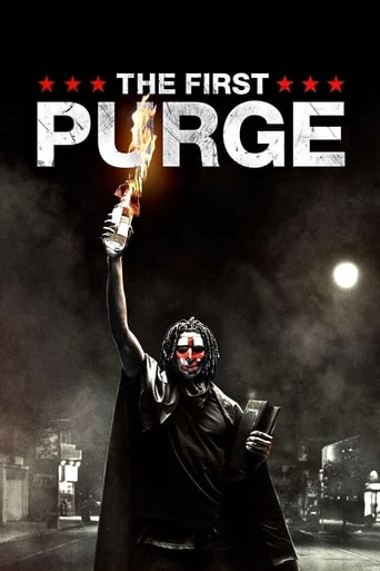 The First Purge Movie Free 4K