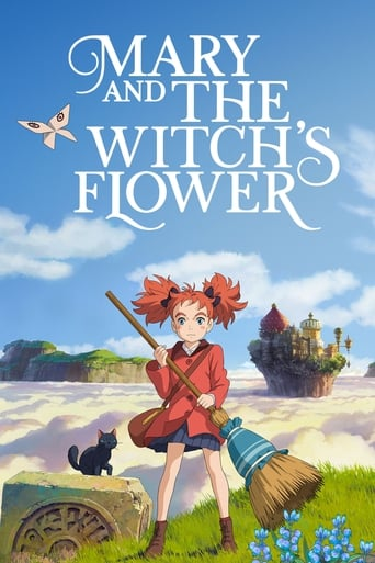 Watch Mary and the Witch's Flower Online