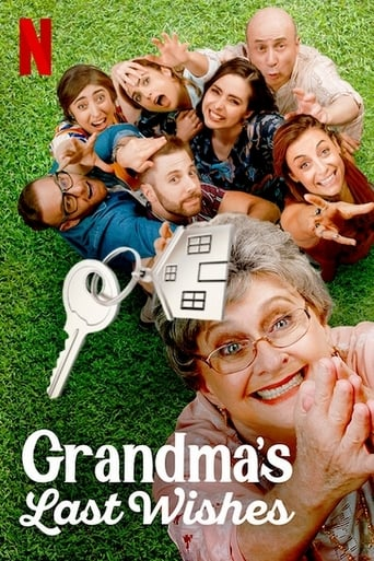 Grandma's Last Wishes Movie Free 4K