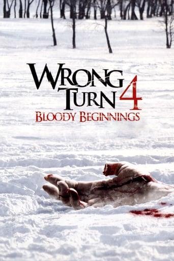 Wrong Turn 4: Bloody Beginnings Movie Free 4K