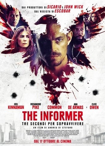 The informer: tre secondi per sopravvivere
