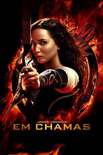 The Hunger Games: Em Chamas