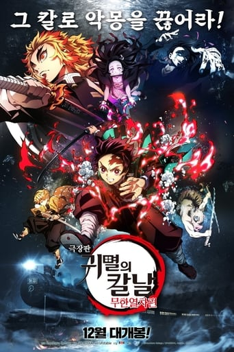 Demon Slayer: O Trem Infinito