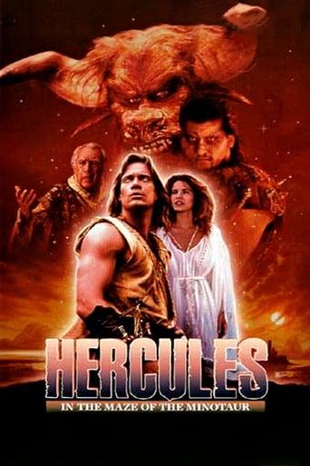 Hercule et le labyrinthe du Minotaure