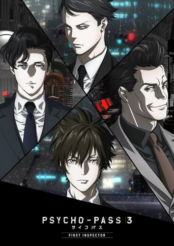 Watch Psycho-Pass 3 Movie: First InspectorFull Movie Free 4K