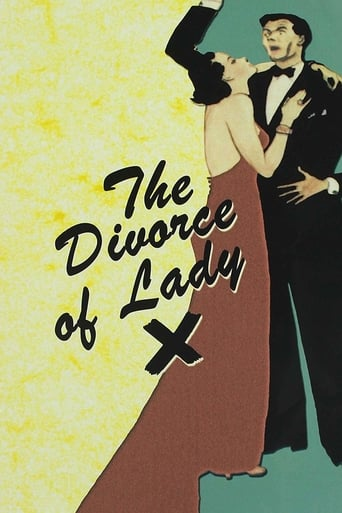 Le divorce de Lady X