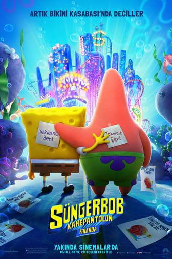 Watch Sünger Bob Kare Pantolon: Firarda Full Movie Online Free HD 4K