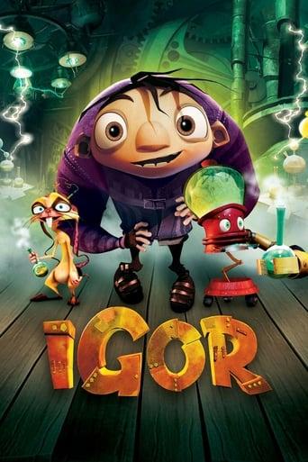 Igor Movie Free 4K