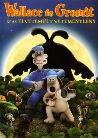 Wallace és Gromit - Az elvetemült veteménylény