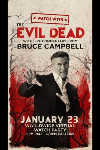Watch With... Bruce Campbell presents Evil Dead