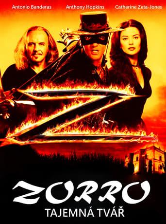 Zorro - Tajemná tvář