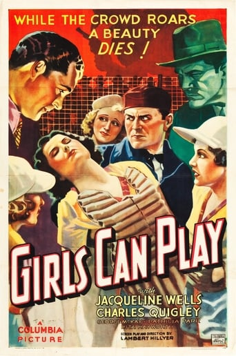 Girls Can Play