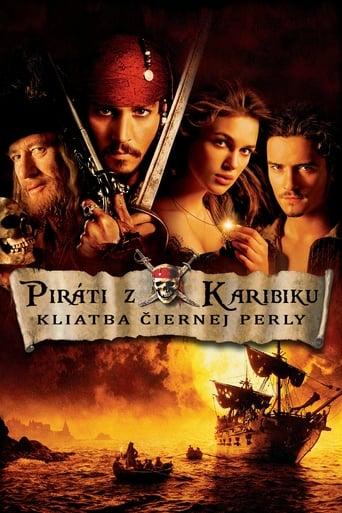 Piráti Karibiku: Kliatba Čiernej perly