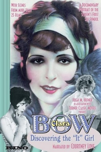 Clara Bow: Discovering the It Girl