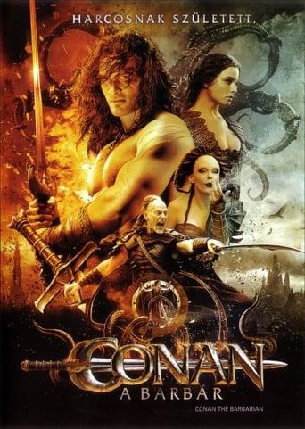 Conan, a barbár