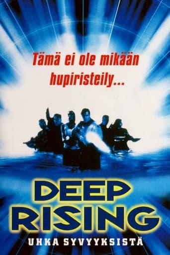 Deep Rising - uhka syvyyksistä