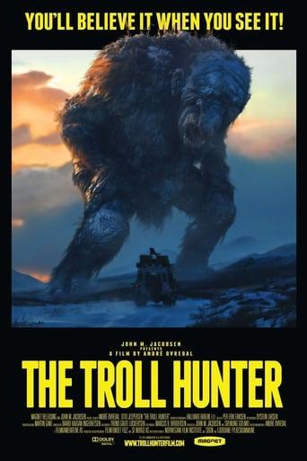 Watch Troll Hunter Online