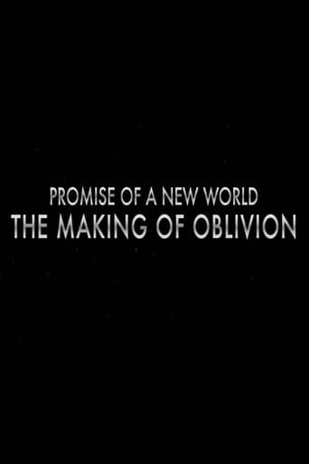 Promise of a New World: The Making of 'Oblivion'