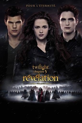 Twilight, chapitre 5 - Révélation, 2me partie