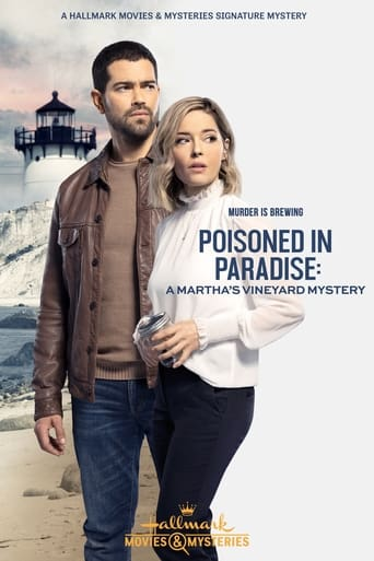 Poisoned in Paradise: A Martha's Vineyard Mystery