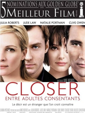 Closer: Entre adultes consentants