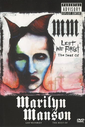 Marilyn Manson: Lest We Forget