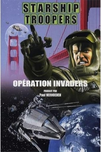 Starship Troopers - Vol.6 : Opération Invaders