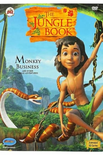 The Jungle Book: Monkey Business