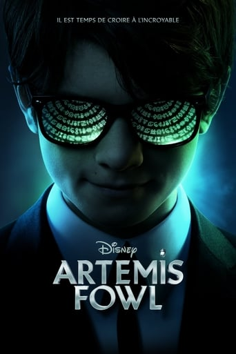 Watch Artemis Fowl Full Movie Online Free HD 4K