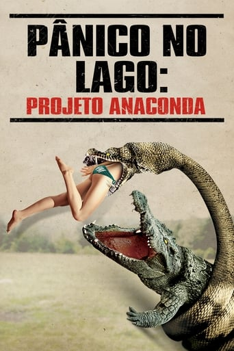 Pânico no Lago - Projeto Anaconda