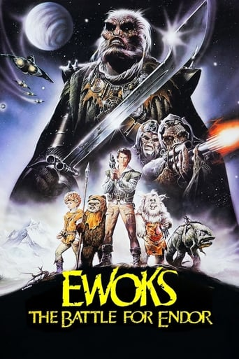 Star Wars: Ewok Maceralari 2 - Endor Savasi