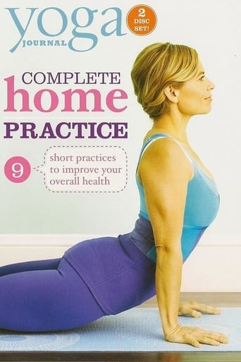 Yoga Journal – Complete Home Practice - Hip Enough by Stephanie Snyder