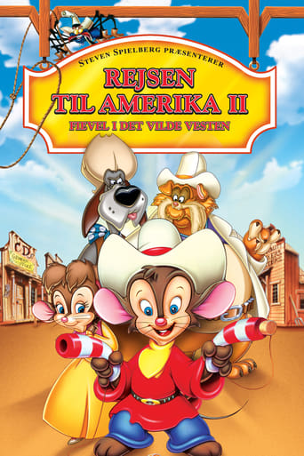 Rejsen til Amerika 2 - Fievel i det vilde vesten
